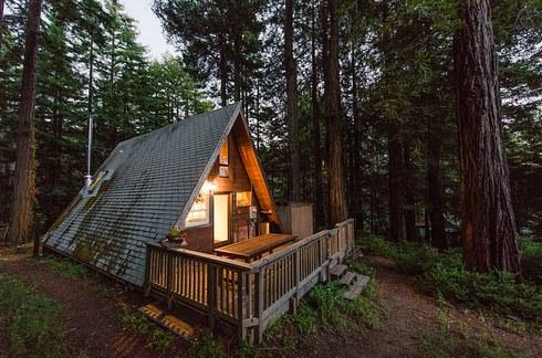 Փոքրիկ տնակ