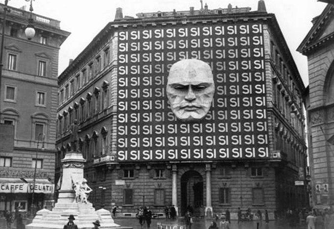 14. Штаб-квартира итальянских фашистов, Рим, 1930-е гг.