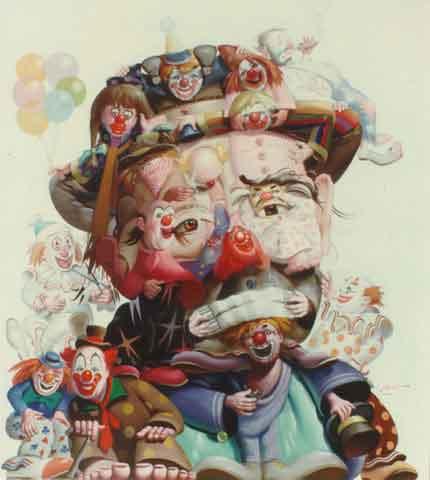 Տխուր ծաղրածու