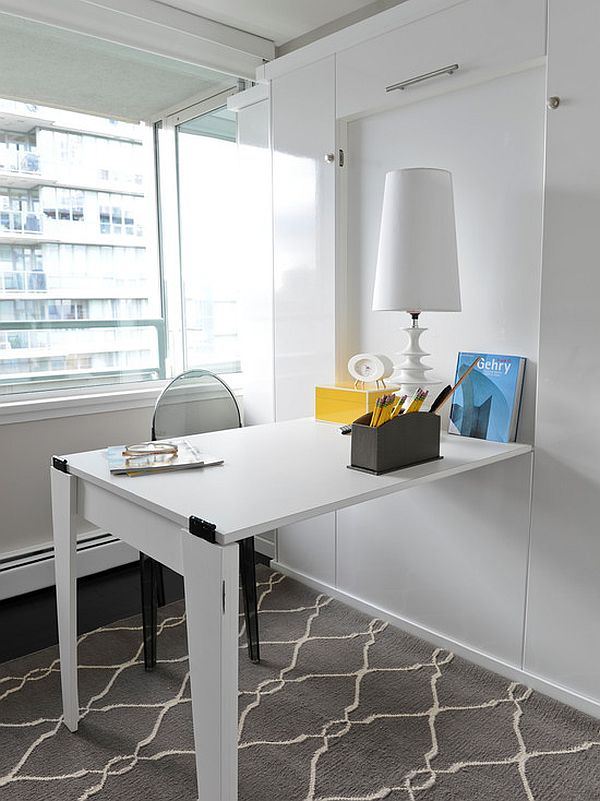foldable-office-desk-table-Space-Saving-Hideaway-Desks-for-Small-Apartment-Designs