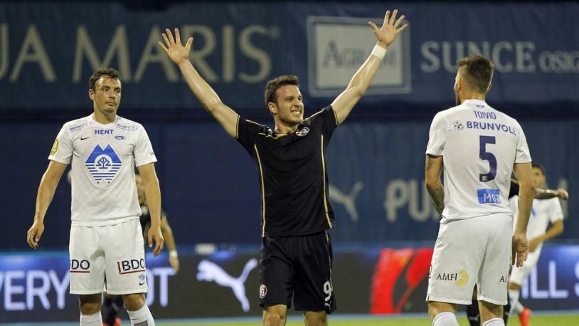 Dinamo Zagreb v Molde - UEFA Champions League: Third Qualifying Round 1st Leg