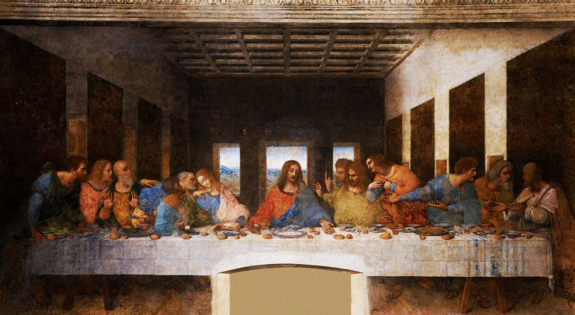 Da-Vinci-Last-Supper