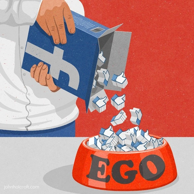 11. Feed Your Facebook Ego