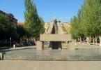 Ալեքսանդր Թամանյանի հուշարձանը Երևանում