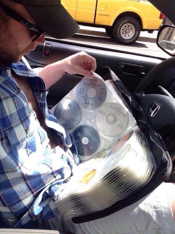 2. … или любимого диска